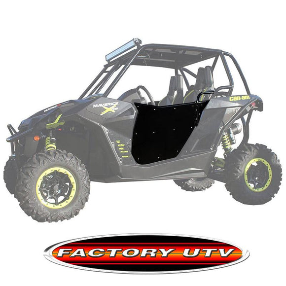 Can-Am Maverick Enduro Series Complete Door Kit by Factory UTV