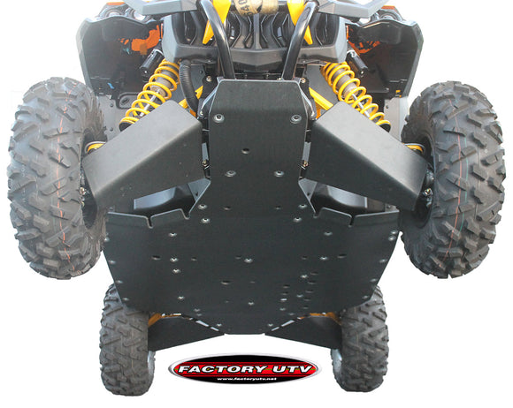 Can-Am Maverick Ultimate Skid Packages by Factory UTV (FUTV)
