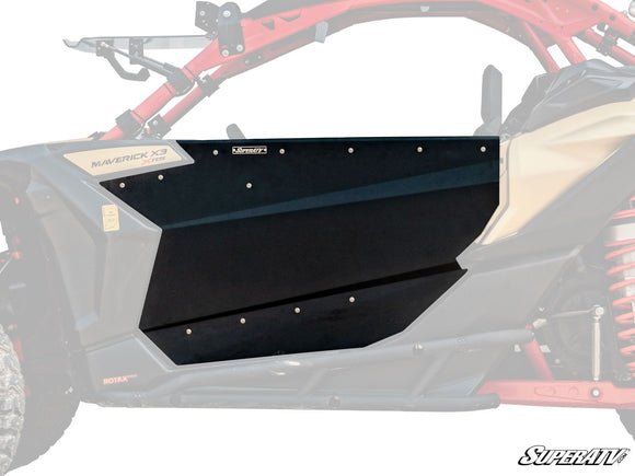 Can-Am Maverick X3 Aluminum Doors by SuperATV