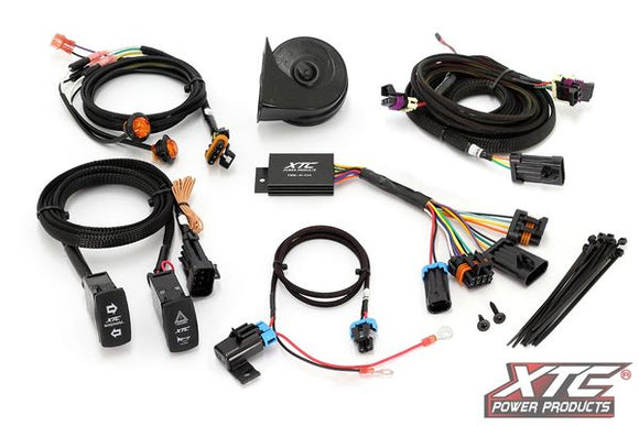2013-18 Ranger XP 900/1000/570 Plug & Play™ Self Canceling Turn Signal System W/Horn - by XTC