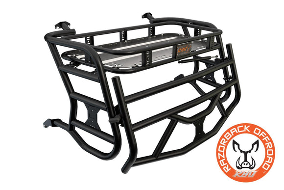 Polaris RZR 900 Expedition Rack (Jim Todd Edition) - by Razorback Offroad