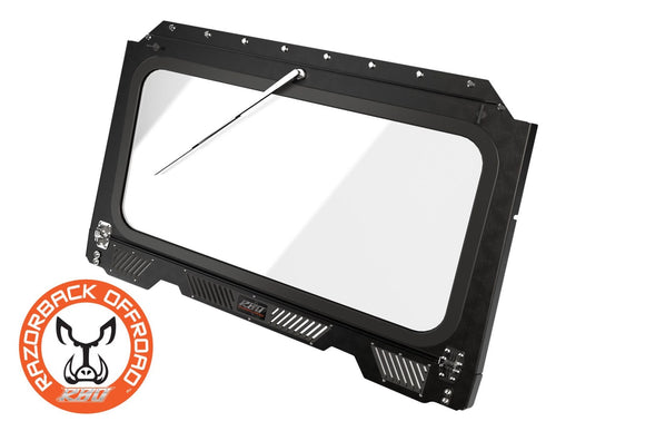 2015+ Polaris RZR 900/1000 Front Folding Windshield