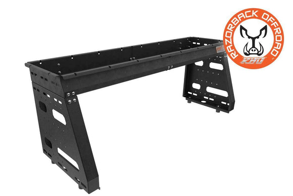 Polaris Ranger Rear Storage Rack - by Razorback Offroad