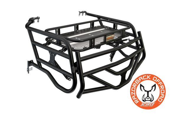 Polaris RZR 1000 (Expedition Cargo Rack) - by Razorback Offroad