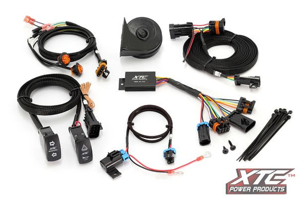 2019 Polaris RZR XP Self Canceling Turn Signal System