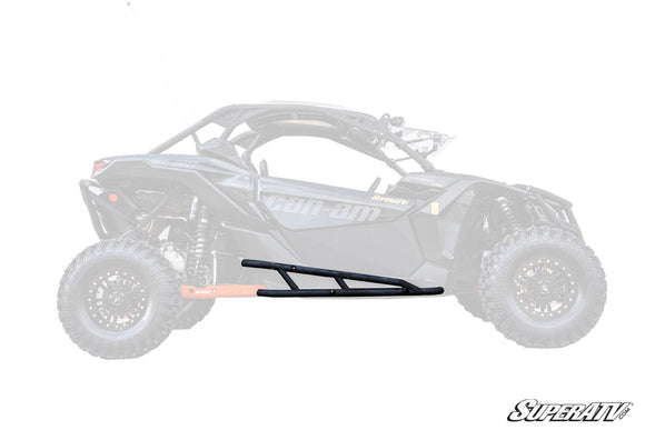 Can-Am Maverick X3 Nerf Bars - by SuperATV
