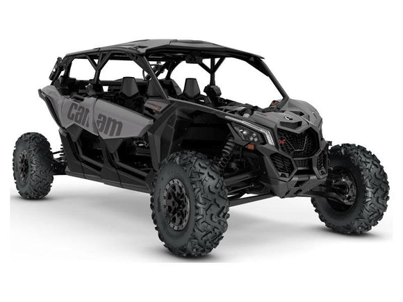 Can Am X3 8 Speaker System / 2 Amps - by UTV Stereo