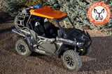 Polaris RZR Roof by Razorback Offroad
