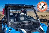 Polaris RZR 1000/Turbo Front Folding Windshield with Wiper & Vents by Razorback Offroad