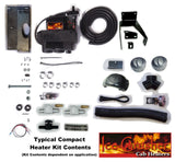 Ice Crusher Compact Cab Heater for Polaris Ranger 2013-2019 XP900 by Couper's