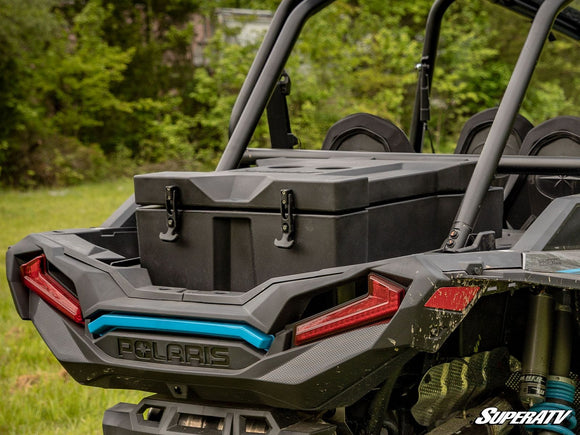 Polaris RZR XP Turbo Insulated Cooler And Cargo Box - 50 Liter By SuperATV
