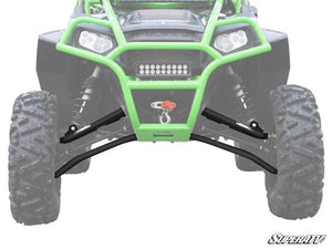"Super ATV Polaris RZR XP 900 High Clearance 1.5"" Forward Offset A-Arms"