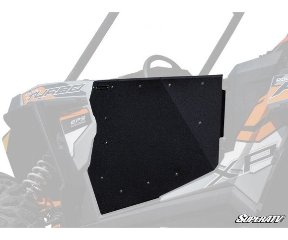 SuperATV Polaris RZR XP Turbo Aluminum Doors