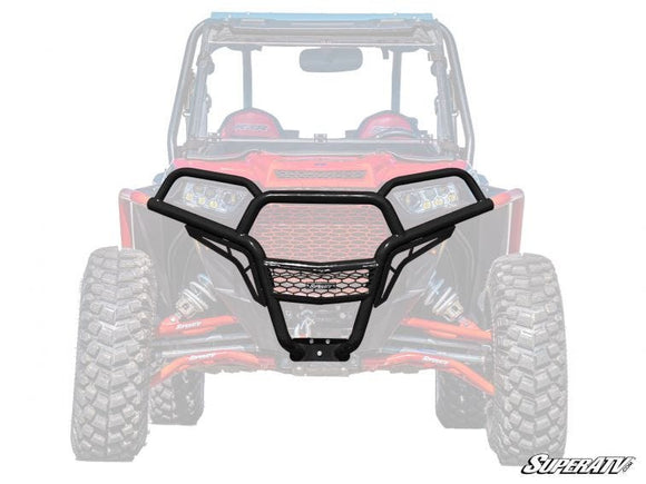 Polaris RZR XP Turbo Front Bumper - by Super ATV