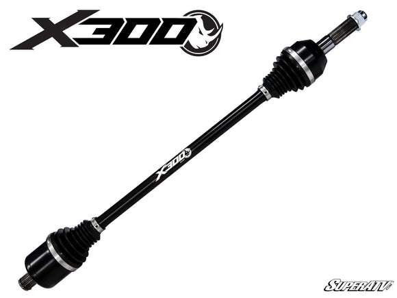 Polaris Ranger 800 Big Lift Kit Heavy Duty Axles X300 - By SuperATV