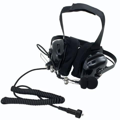 Prerunner BTH (Behind The Head) Headset by PCI Race Radios