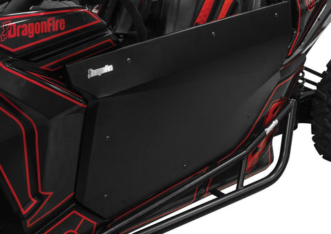Pursuit Doors for Can Am Maverick X3 (2 door) by Dragonfire