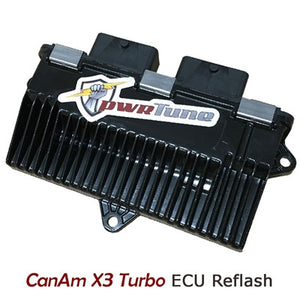 Can-Am X3 Tune  by pwrTune (ECU Re-Flash)