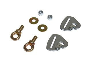 Quick Release Harness Mounting Kits