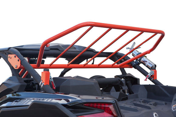 RacePace Cargo Rack (Can Am Maverick X3) by Dragonfire