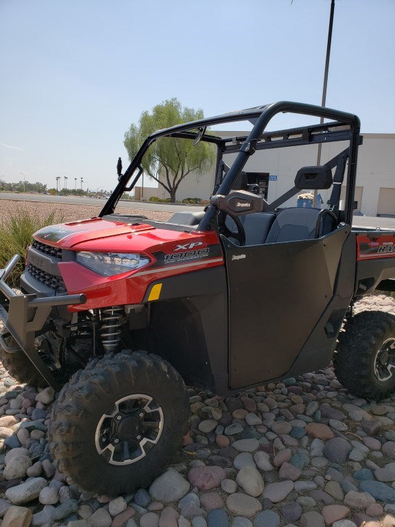 Polaris Ranger 1000 (2018+) UTV Doors by Dragonfire