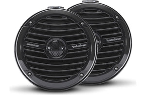 Add-on Rear Speaker Kit for use with GNRL-STAGE2 and GNRL-STAGE3 Kits GNRL-REAR by Rockford Fosgate