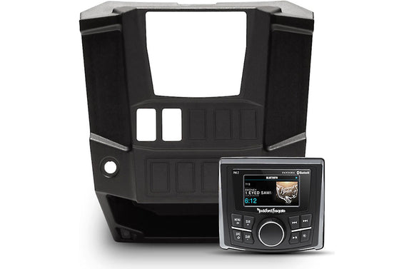 Stereo kit for select RANGER® models RNGR-STAGE1 by Rockford Fosgate
