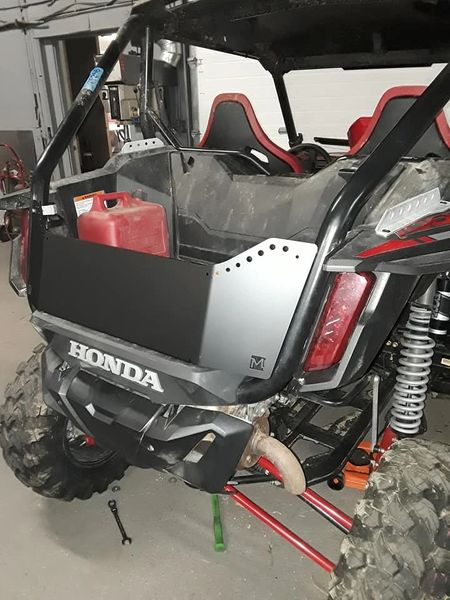HONDA TALON TAILGATE by McNasty