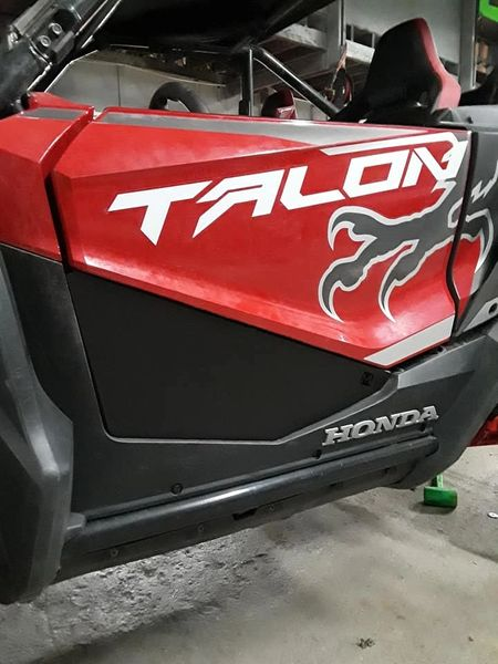 HONDA TALON LOWER DOORS by McNasty