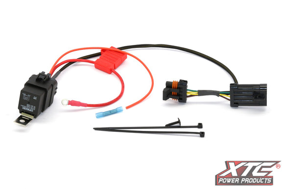 XTC /RZR XP Plug & Play High Beam Remote Activation System