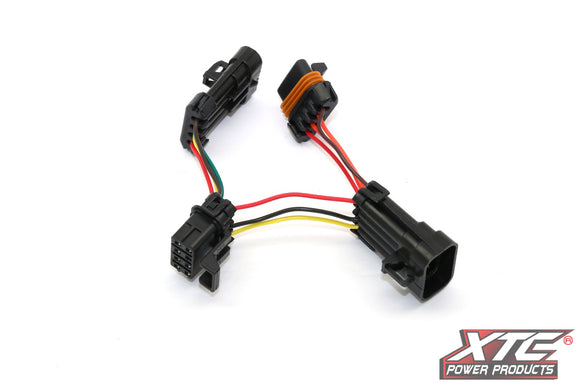 RZR XP Plug & Play OE Installed Ride Command TSS Adapter – 8 Terminal to 4