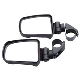 "Strike Mirrors for Polaris (1.75"" cage) Pair (2) of Side View Mirrors by Seizmik"