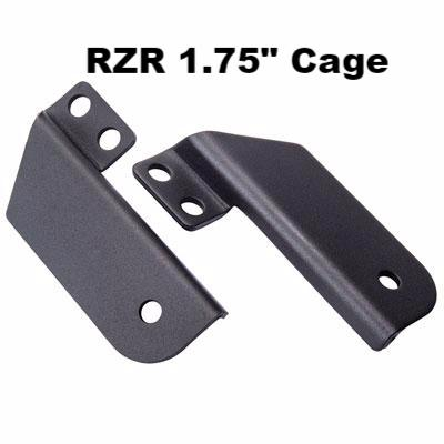 Cage Brackets for Polaris Side View Mirrors by Seizmik