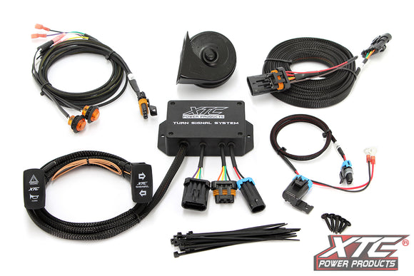 Polaris General 16-18 Plug & Play® Turn Signal System with Horn