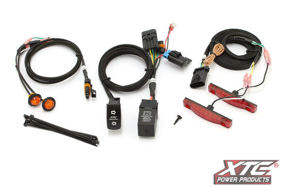 Polaris RZR RS1 Plug and Play Turn Signal System by XTC