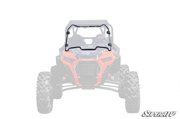 Polaris RZR Turbo S Full Windshield by Super ATV