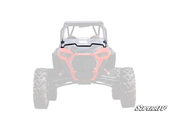 Polaris RZR Turbo S Half Windshield by SuperATV