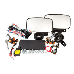 Polaris RZR/Ranger Toggle Street Legal Kit With Mirrors by Tusk