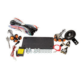 Tusk UTV Horn & Signal Street Legal Kit - Without Mirrors