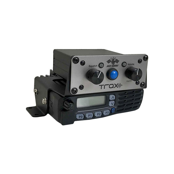 Icom Universal Flat Mount Radio & Intercom Bracket by PCI Race Radios