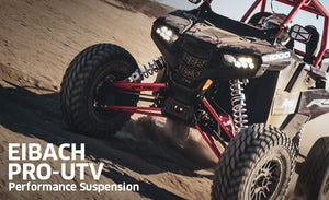 Polaris RS1 Pro-UTV Stage 2 Spring Kit by Eibach