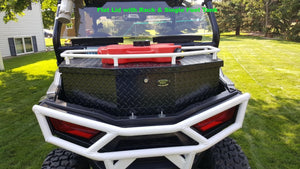 Ryfab RZR 900 2015+ Trail, S, and XC UTV Cargo Boxes