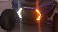 "2019+  RZR ""FANG"" Signature Lights by XTC"