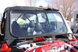Ryfab Polaris RZR 570, 800, & 900XP (2014 and older) Folding Vented Glass Windshields