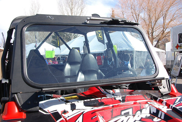 Polaris Rzr 1000 Turbo >> Ryfab Polaris RZR 570/800/XP 900 Glass Fold-Down