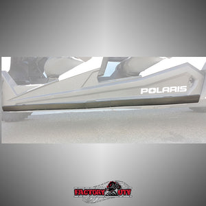 Polaris RZR XP 4 Turbo UHMW Rock Sliders by Factory UTV