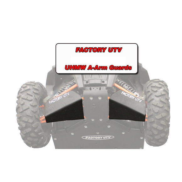 Polaris RZR XP 900 A-Arm Guards by Factory UTV