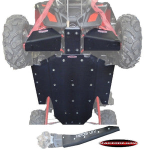 "Kawasaki 3/8"" and 1/2"" Ultimate Skid Packages by Factory UTV"