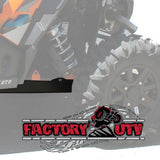 Polaris RZR XP 4 1000 Ultimate UHMW Skid Plate Package by Factory UTV
