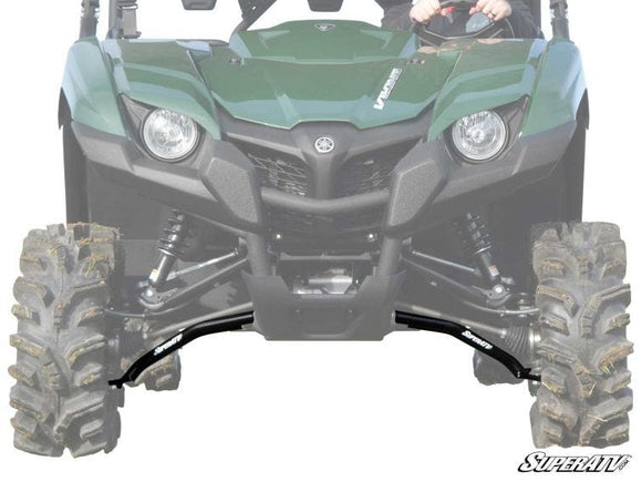 Super ATV Yamaha Wolverine High Clearance Front A-Arms